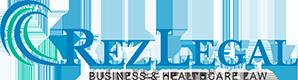 Rez Legal Logo